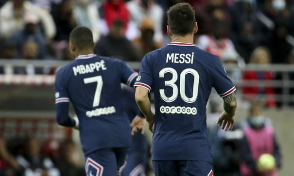 What does Lionel Messi's arrival at PSG mean for Kylian Mbappé?