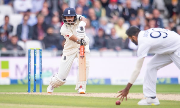 England's Haseeb Hameed: 'Those difficult moments toughen you up'